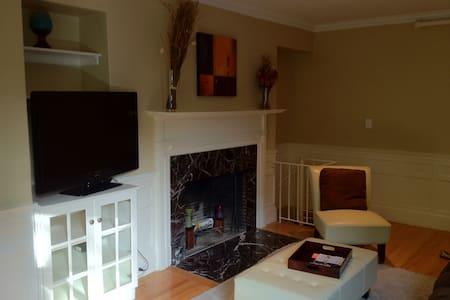 Luxury 1bd, Safe/Central Brookline - Brookline - Apartment