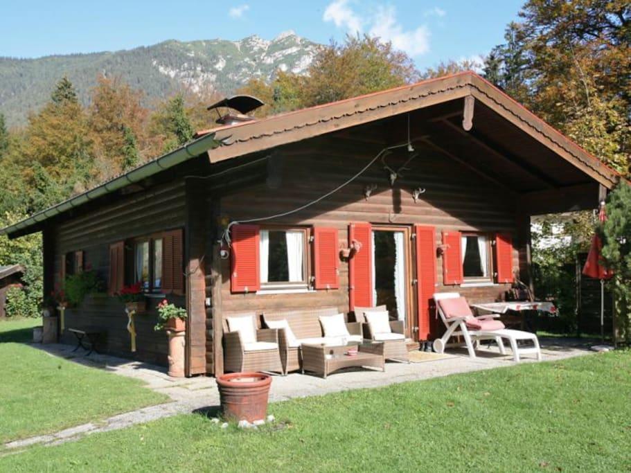 Grashaeusl Cabins For Rent In Grainau Bayern Germany