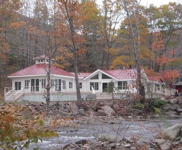 SUNNY Catskill Mountain Retreat - Chichester - Ev