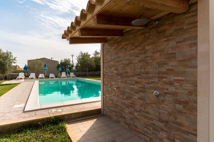 Villa degli Ulivi casa Pino - อะโวลา - อพาร์ทเมนท์