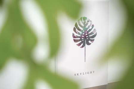 Bed and breakfast; Skylight 01 - Johor Bahru - Bed & Breakfast