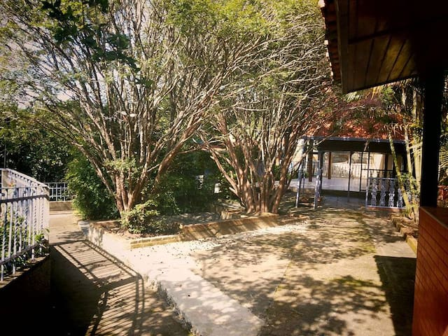 Quintal Mineiro - Sabará - Cabaña