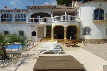 """Casa Aquila"" Luxury Villa 14guest - La Plana"