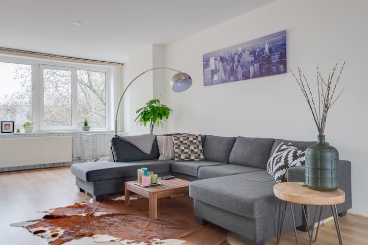 2 Bedroom appt. center R'dam - Rotterdam - Flat