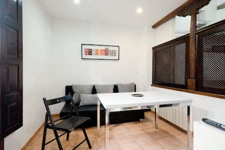 Casa en pleno Albaycin, con wifi, parking incluido