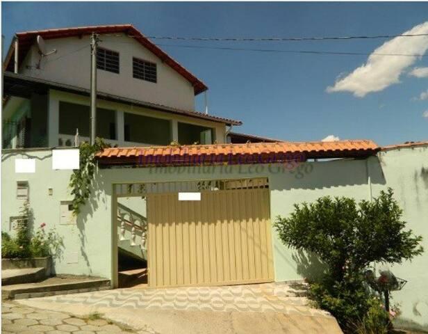 Casa de Férias em São Lourenço-MG - São Lourenço - Huis