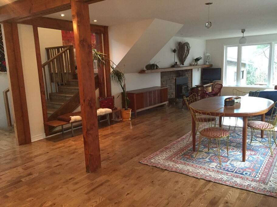 Beautiful Split Level Home Houses For Rent In Hudson