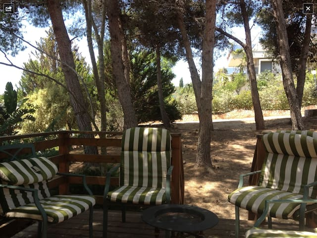 1 bedroom in Lili's Galilee's house - Kfar Vradim - Dom