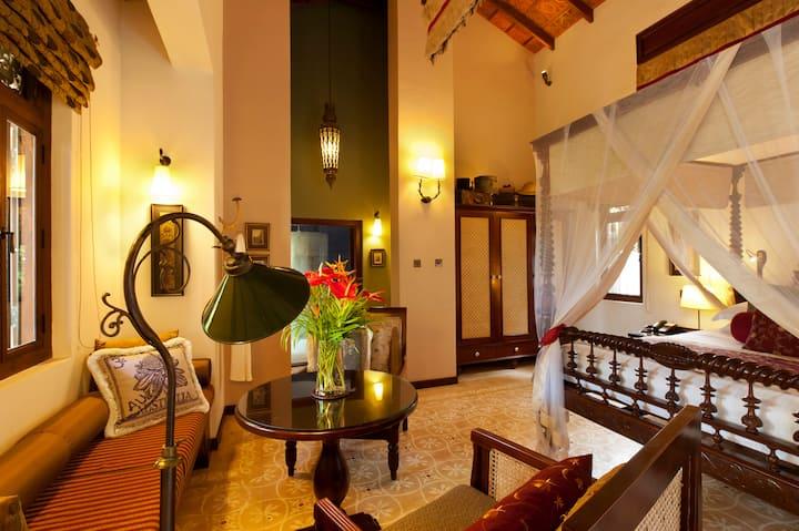 Reef Villa & Spa - Lily Pond Suite Olu