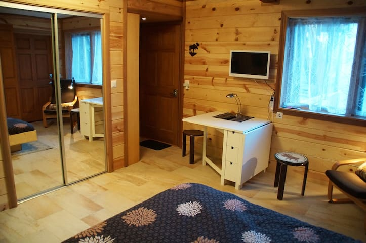 Cozy Studio for 2 with kitchenette - Murren - Apartment