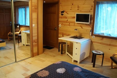 Cozy Studio for 2 with kitchenette - Murren