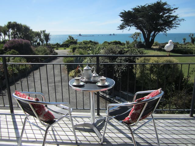 Clifftop Bed and Breakfast - Cape Foulwind - Maison