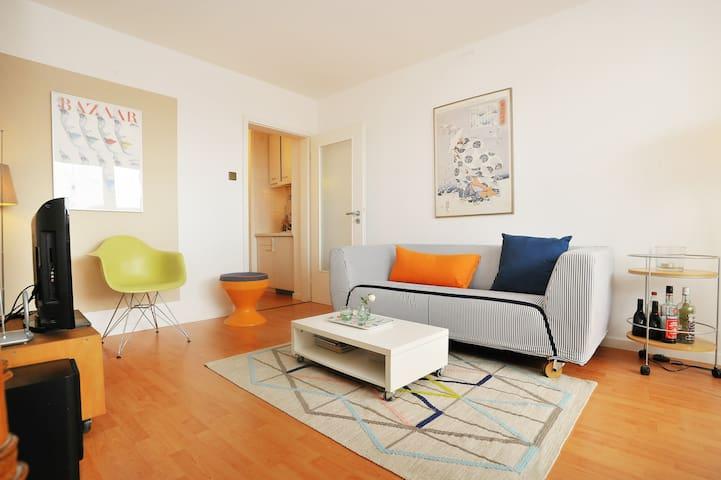 Über den Dächern von Stuttgart - Stuttgart - Apartamento