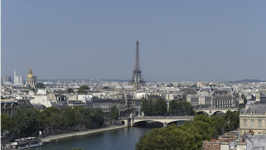 studio a 50 métre de Paris