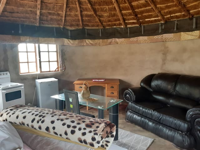 Village Cottage - In an African Village Homestead.