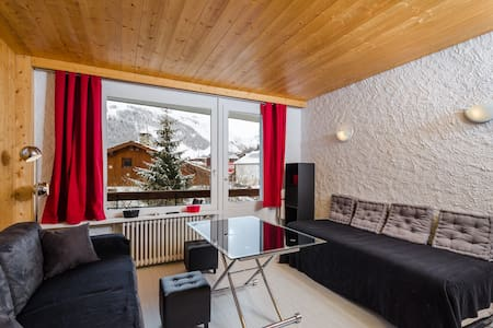 Modern Studio in Val d'Isere Centre