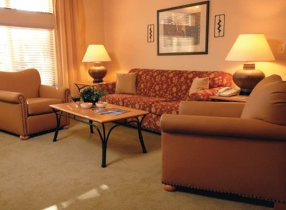 Lake tahoe 2 bedroom condo at nice wyndham resort biens for Canape lake park