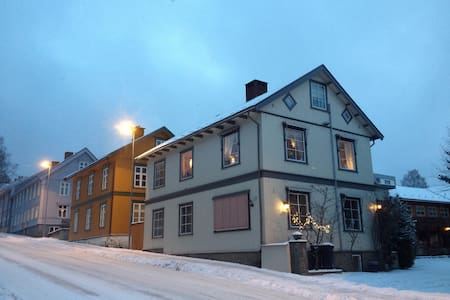 Artistic city center loft - Lillehammer