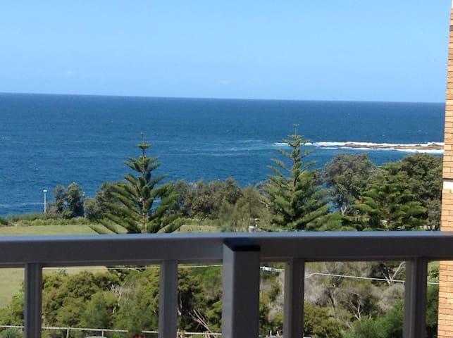 Overlooking Wedding Cake island