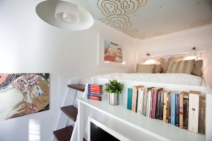 Cozy Studio Flat Rome Centre - Roma - Apartment