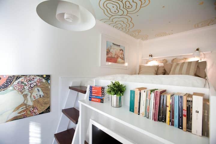 Cozy Studio Flat Rome Centre