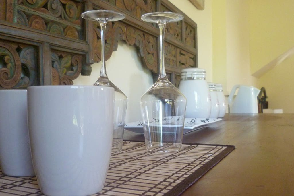 Plenty of time for a cuppa or a glass