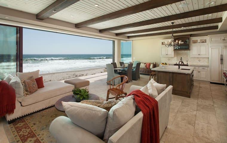 Stunning Custom Beach House - Ventura - Haus