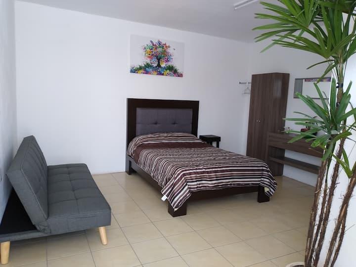 Hotel Alebrije en Puebla económico 201