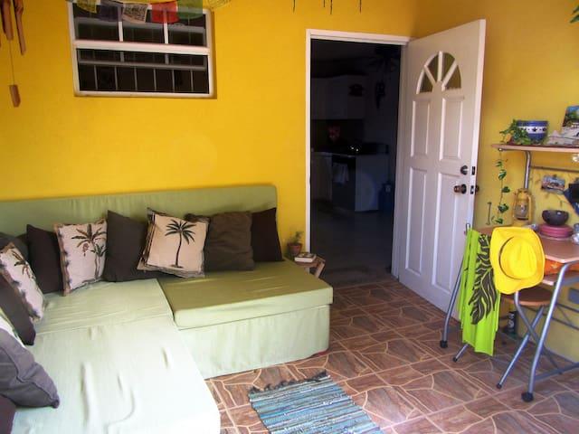 Tranquil 1 Bed, 1 Bath Apt near UWI