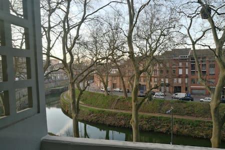 T3  chaleureux hypercentre Proche Capitole - Toulouse - Appartement