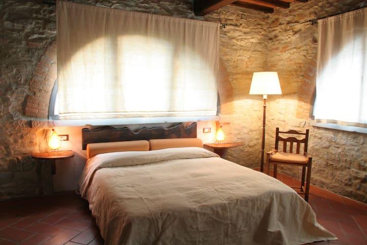 Villa+pool Chianti Rufina - Archi - Londa - Appartement