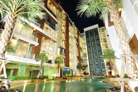 Near New Pool View Apartment - Patong - Apartamento