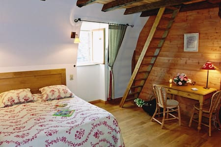 chambre d'hotes a Salers - Salers - Guesthouse - 1