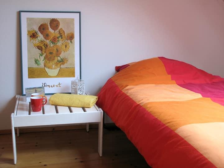 Private Room Vincent's Attic Ede