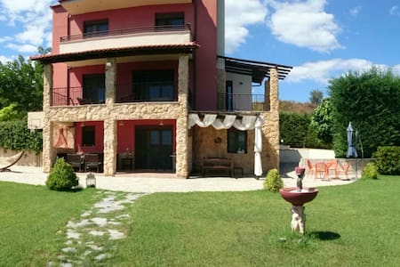 Villa by the Sea, in a quiet natural place - Paralia Eleochoriou - Βίλα