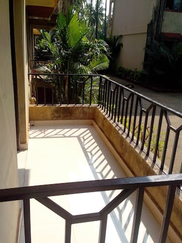 Gables Holiday Home - Siolim