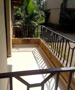 Gables Holiday Home - Siolim - Byt