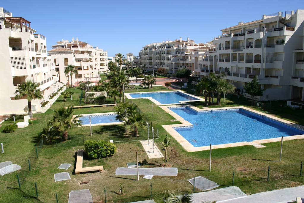 Apartments For Rent In Almeria Spain