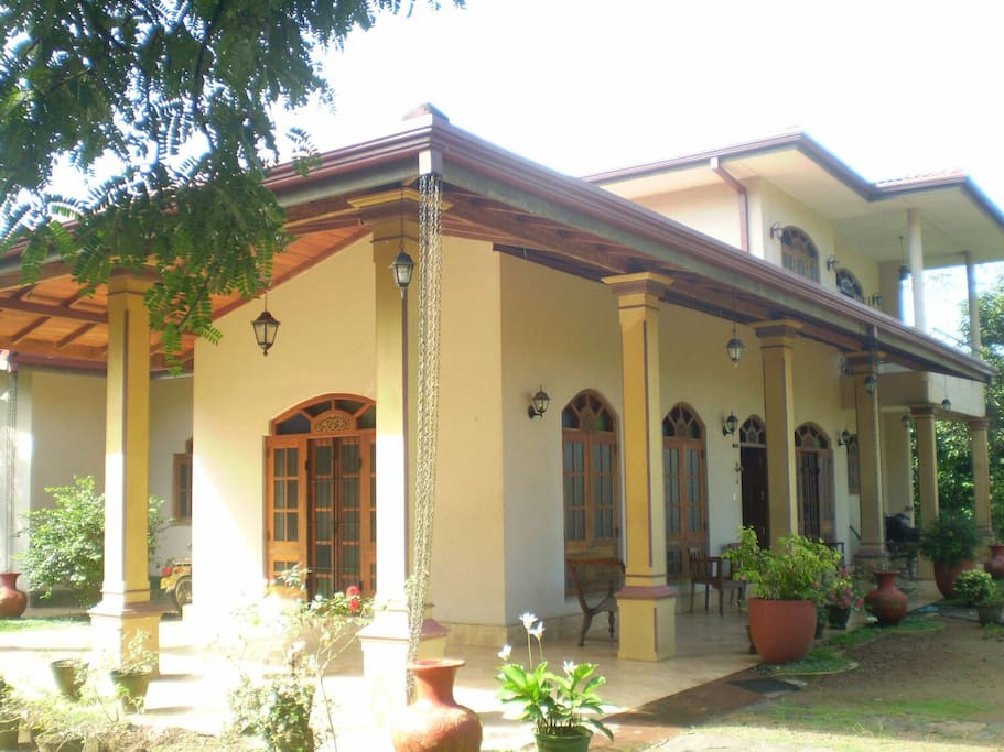 amazing villa at mountain with eco friendly environment
