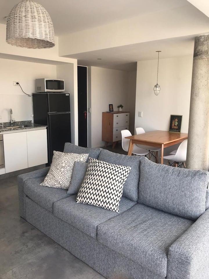 Luminoso apartamento en Villa Urquiza