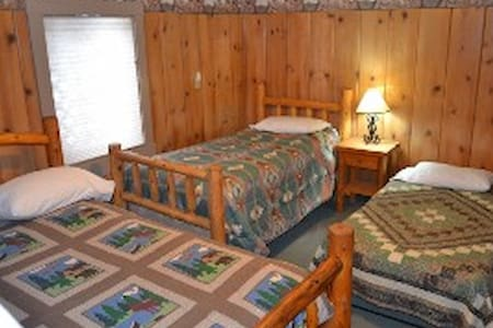 Rustic, Comfortable-LINENS PROVIDED-Tamarack Lodge - Bear Valley