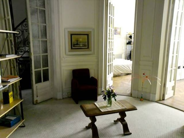 Fancy rooms in shared apartment (Plaza San Martin)