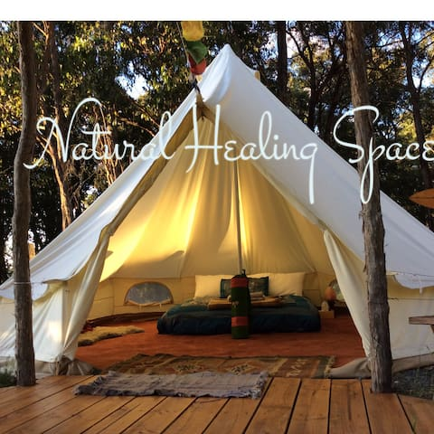 Natural Healing Space - Launching Place