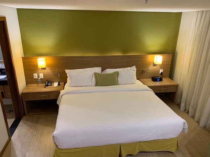 Moderno e confortável  flat em Área Nobre de Belém