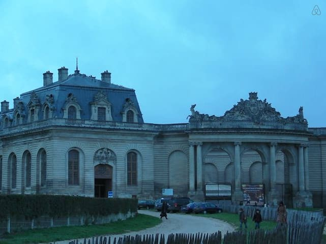 Chantilly: charm, castle village - Chantilly - Huoneisto