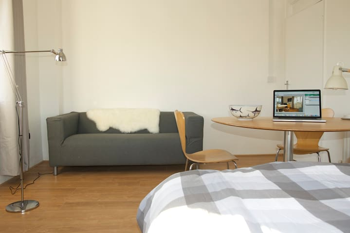 Studio Apartment near the City Centre (15 days+)