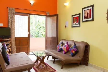 Goan Alcove - 2BHK AC Luxury Apartment - Goa - Apartment