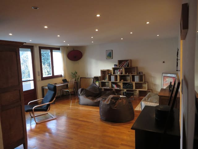 66sqm close to center and beaches - Annecy - Appartement