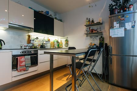 Cozy new flat 25 min from city centre - Prag