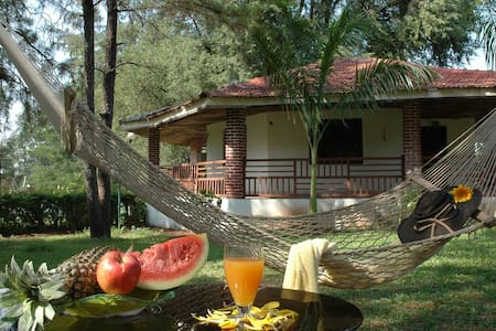 Cottage amidst nature, Silvassa - Silvassa - Οικολογικό κατάλυμα